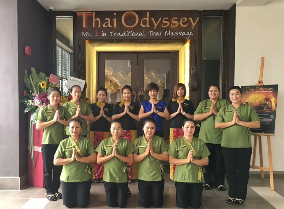 Thai Odyssey @ AEON Tebrau City Shopping Centre, Johor B