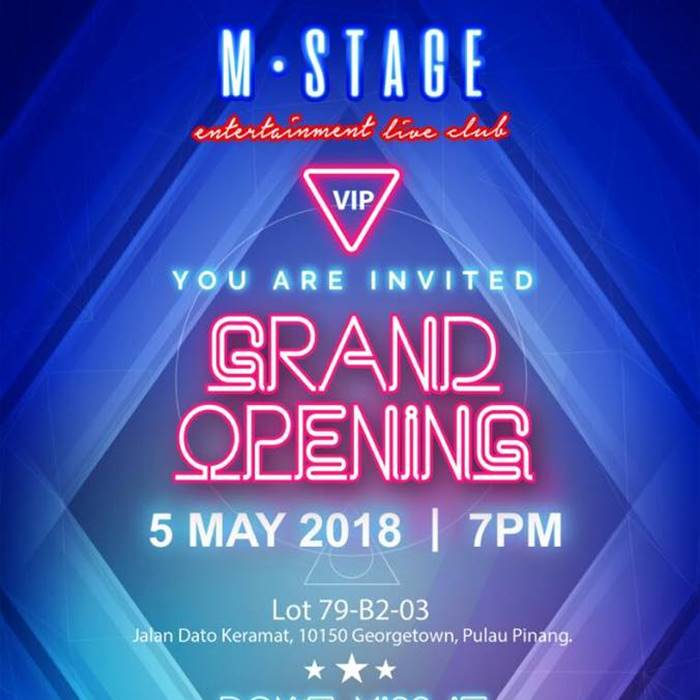M Stage @ Penang | MyPlayPlay